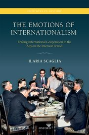 Cover for   The Emotions of Internationalism