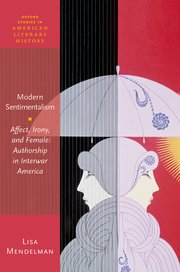 Cover for   Modern Sentimentalism