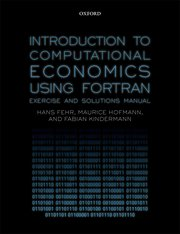 Cover for   Introduction to Computational Economics Using Fortran