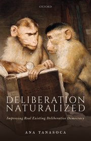 Cover for   Deliberation Naturalized