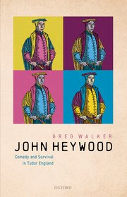Cover for   John Heywood