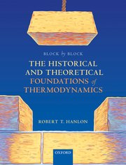 Cover for   Block by Block: The Historical and Theoretical Foundations of Thermodynamics