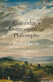 Cover for Coleridges Contemplative Philosophy