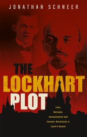 Cover for   The Lockhart Plot