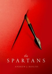 Cover for   The Spartans