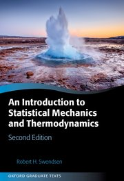 Cover for   An Introduction to Statistical Mechanics and Thermodynamics