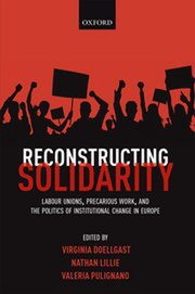 Cover for   Reconstructing Solidarity