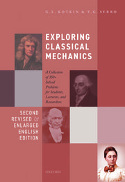 Cover for   Exploring Classical Mechanics