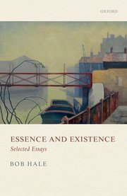 Cover for   Essence and Existence