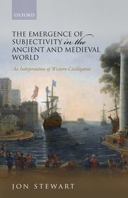 Cover for   The Emergence of Subjectivity in the Ancient and Medieval World