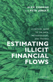 Cover for   Estimating Illicit Financial Flows
