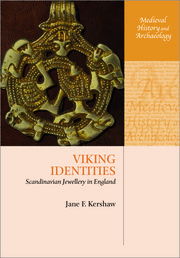 Cover for   Viking Identities