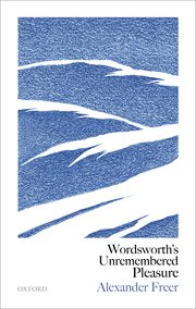 Cover for   Wordsworths Unremembered Pleasure