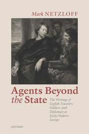 Cover for   Agents beyond the State