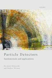 Cover for   Particle Detectors