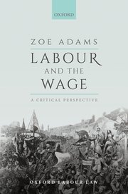 Cover for   Labour and the Wage
