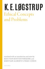 Cover for   Ethical Concepts and Problems