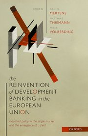 Cover for   The Reinvention of Development Banking in the European Union