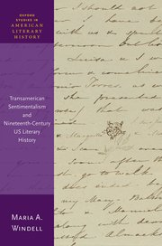 Cover for   Transamerican Sentimentalism and Nineteenth Century US Literary History