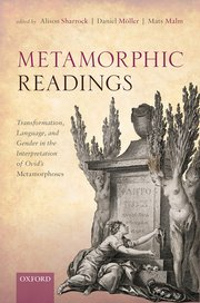 Cover for   Metamorphic Readings