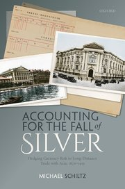 Cover for   Accounting for the Fall of Silver