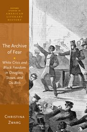 Cover for   The Archive of Fear