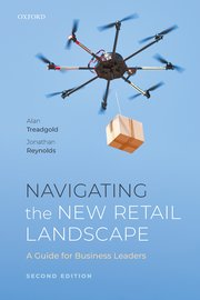 Cover for   Navigating the New Retail Landscape