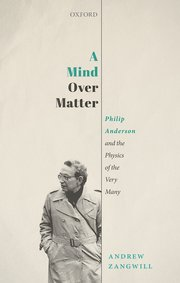 Cover for   A Mind Over Matter