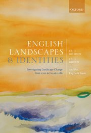 Cover for   English Landscapes and Identities