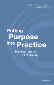 Cover for   Putting Purpose Into Practice