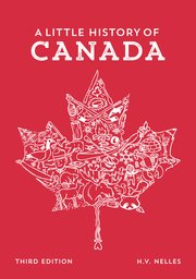 Cover for   A Little History of Canada