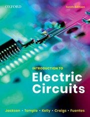 Cover for   Introduction to Electric Circuits
