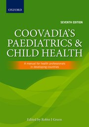 Cover for   Coovadias Paediatrics and Child Health: A manual for health professionals in developing countries