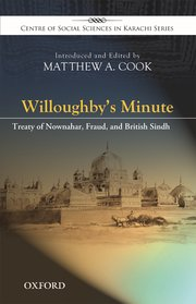 Cover for   Willoughbys Minute