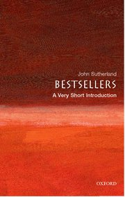 Cover for  Bestsellers: A Very Short Introduction