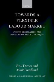 Cover for   Towards a Flexible Labour Market