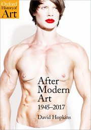 Cover for   After Modern Art