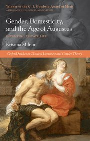 Cover for   Gender, Domesticity, and the Age of Augustus