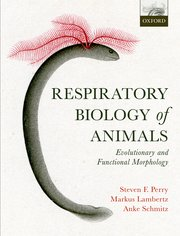 Cover for   Respiratory Biology of Animals