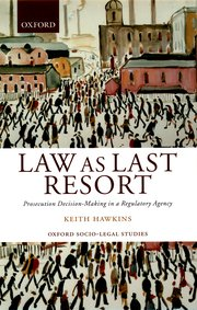Cover for   Law as Last Resort