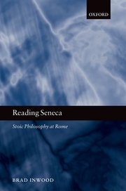 Cover for   Reading Seneca