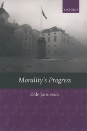 Cover for   Moralitys Progress