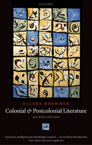 Cover for   Colonial and Postcolonial Literature