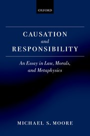 Cover for   Causation and Responsibility