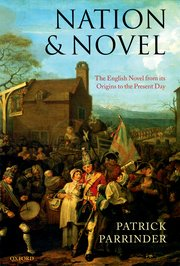 Cover for   Nation and Novel