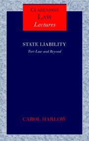 Cover for   State Liability