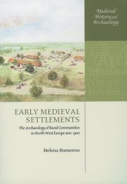 Cover for   Early Medieval Settlements