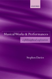 Cover for   Musical Works and Performances
