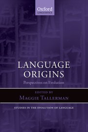 Cover for   Language Origins