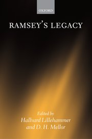 Cover for   Ramseys Legacy